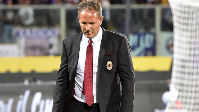 Many Serbs would have preferred Siniša Mihajlović, who was recently fired by AC Milan, over Muslin - Image via ESPN