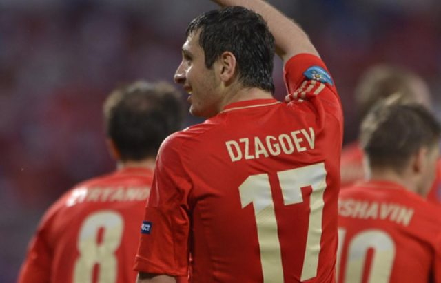 Alan Dzagoev is a graduate of the Yuriy Khonoplyov Academy