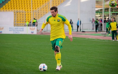 Seleznyov was ostracised by Ukrainians after his move to Kuban Krasnodar in Russia - Image via abc