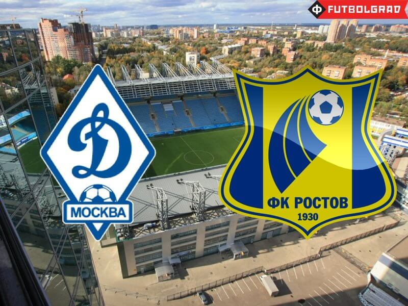 Dinamo Moscow vs Rostov – Match Preview