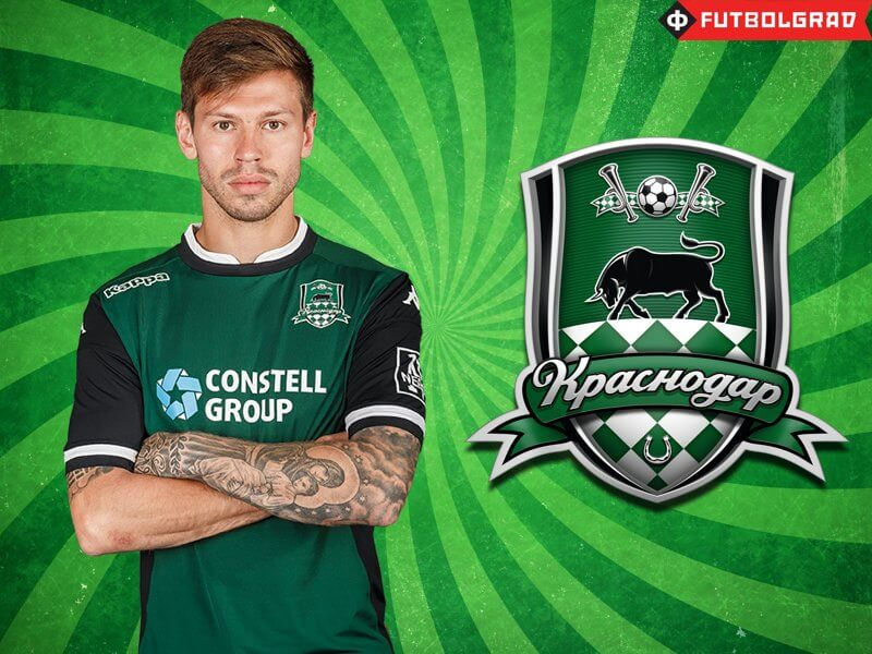 Fedor Smolov – Krasnodar's Attacking Bull