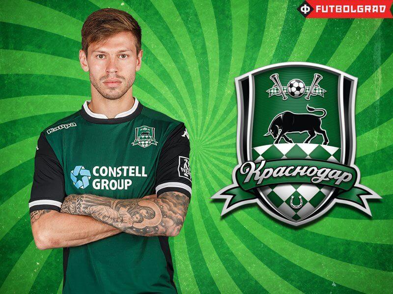Fedor Smolov FC Krasnodar