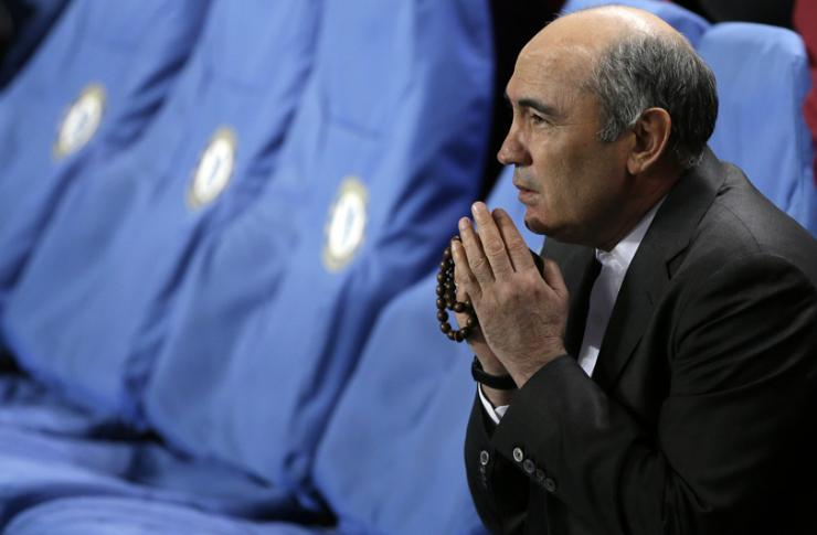 FC Rostov coach Kurban Berdyev - Image via Four Four Two