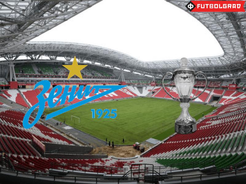 Zenit Saint Petersburg Win the Russian Cup