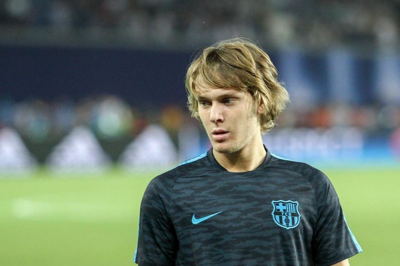 Alen Halilović was cut from Croatia's Euro 2016 Squad - Image via Football.ua