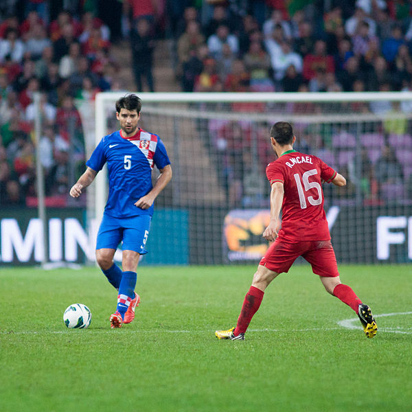 Ćorluka will be key for his national team - Image by Fanny Schertzer
