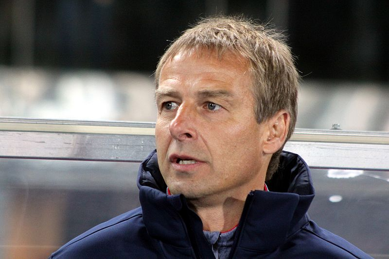 Jürgen Klinsmann's Germany could serve as an example - Image by Steindy