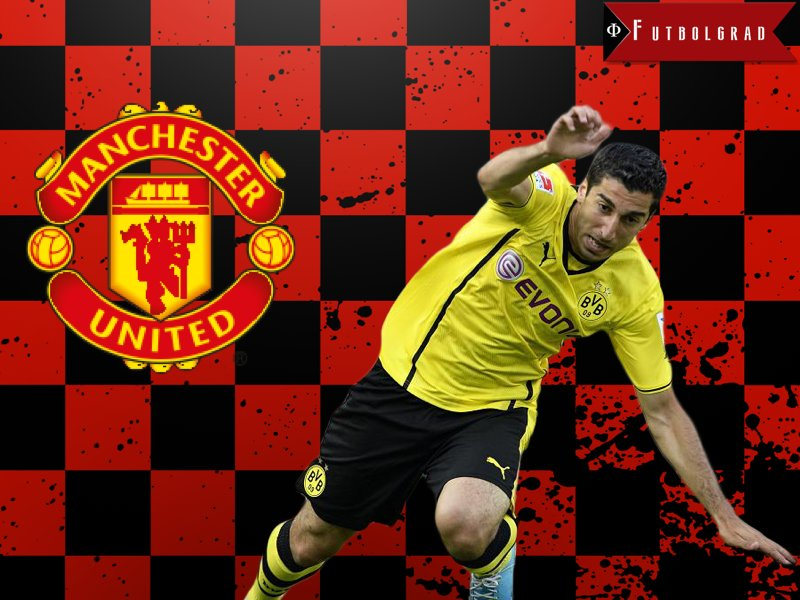 Mkhitaryan to Manchester United – A Complicated Transfer