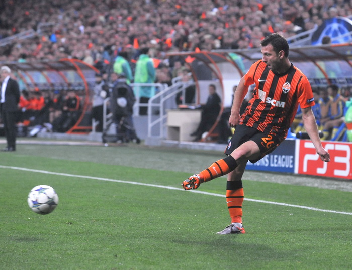 Razvan Rat at Shakhtar Donetsk