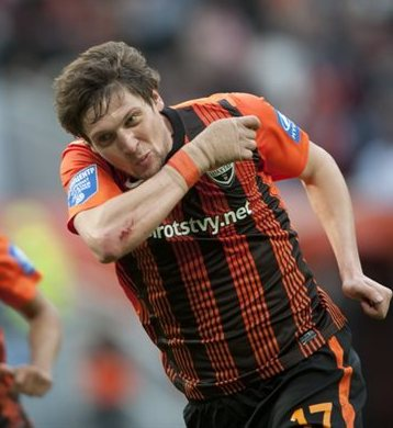 Yevhen Seleznyov is returning to his former club Shakhtar Donetsk - Image via By Football.ua, CC BY-SA 3.0, https://commons.wikimedia.org/w/index.php?curid=29184257