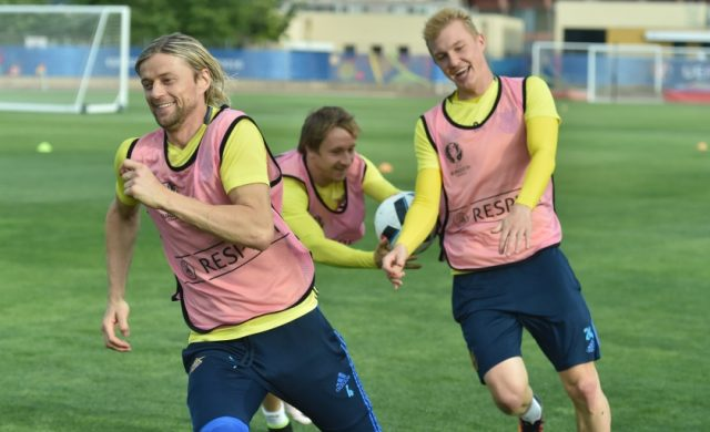 Did the team take it to easy during the training camp? - Image via FFU