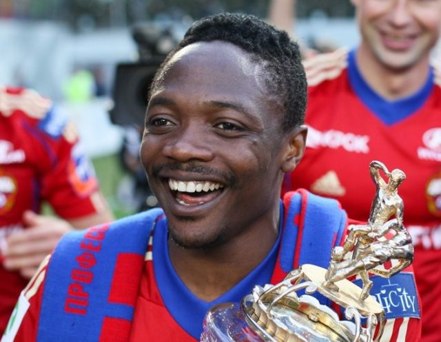 Ahmed Musa has left CSKA Moscow for Leicester City - Image by Dmitrii Sadovnikov CC-BY-SA-3.0