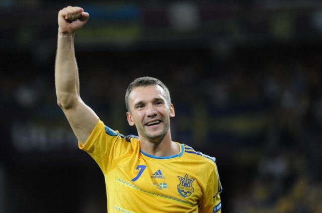 Andriy Shevchenko could become the next Ukrainian national team coach - Image by Ilya Khokhlov