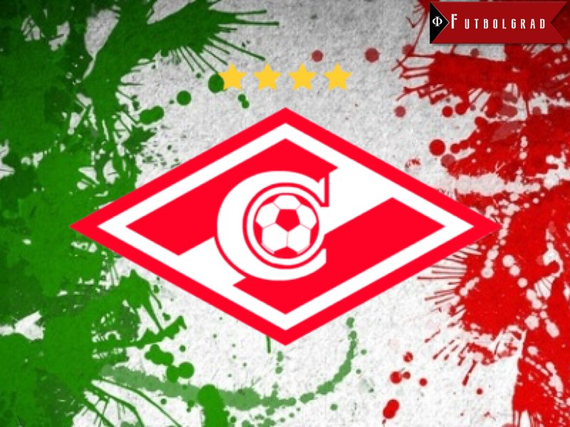 Massimo Carrera – Catenaccio for Spartak Moscow