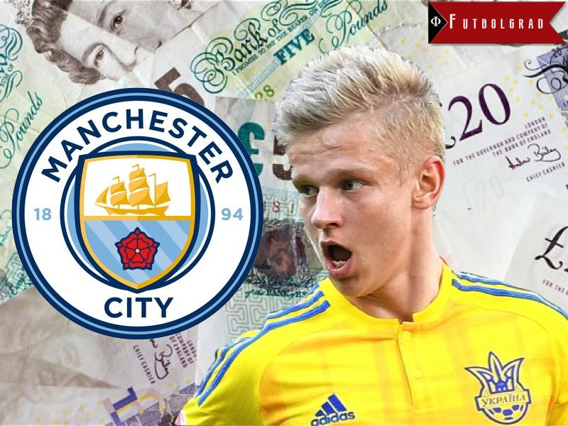 CAS Case Against Zinchenko Jeopardises City Transfer