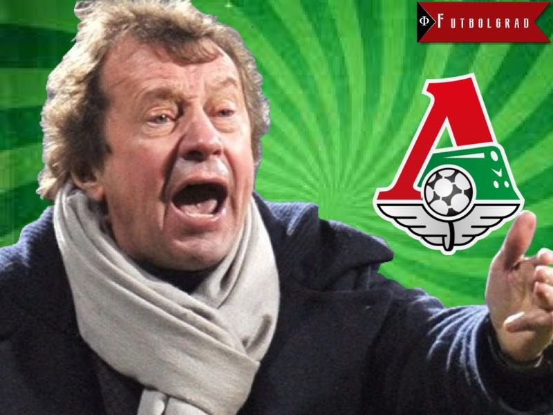 Lokomotiv hire Semin – Berdyev out in the Cold