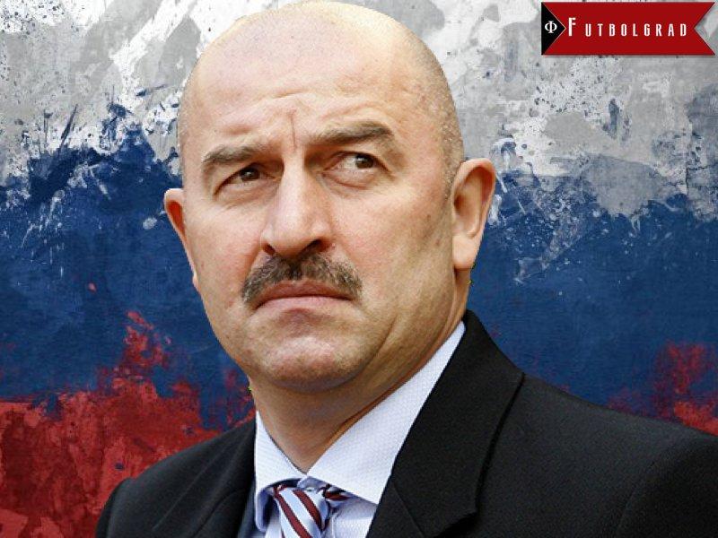 Stanislav Cherchesov – Can he Fix the Sbornaya?