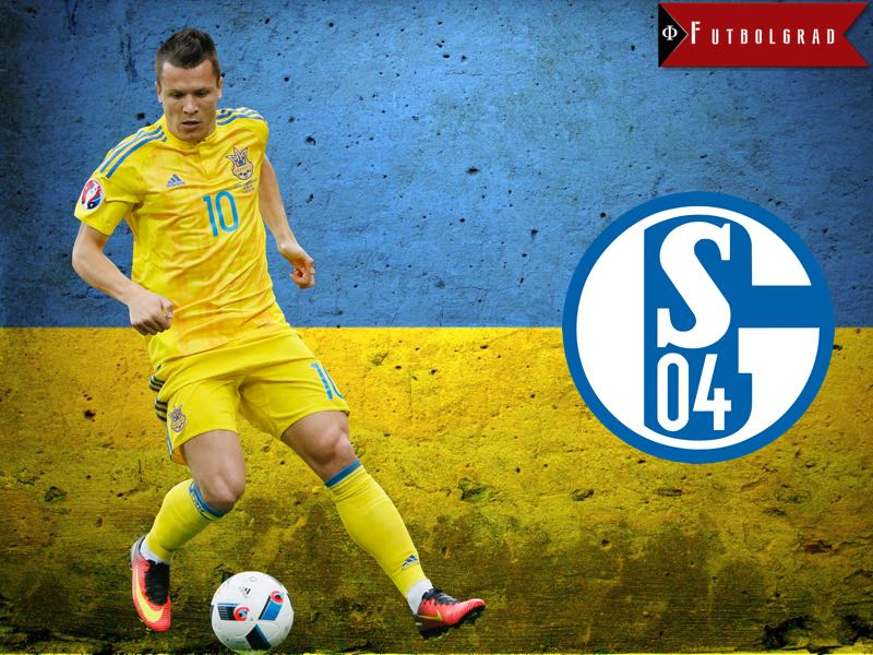 Yevhen Konoplyanka post-Soviet football
