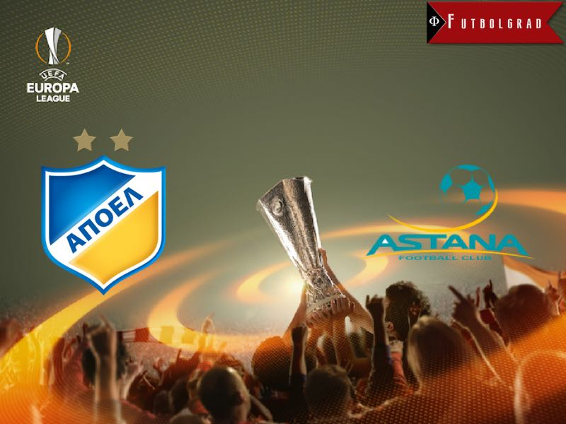 APOEL vs Astana Europa League Preview