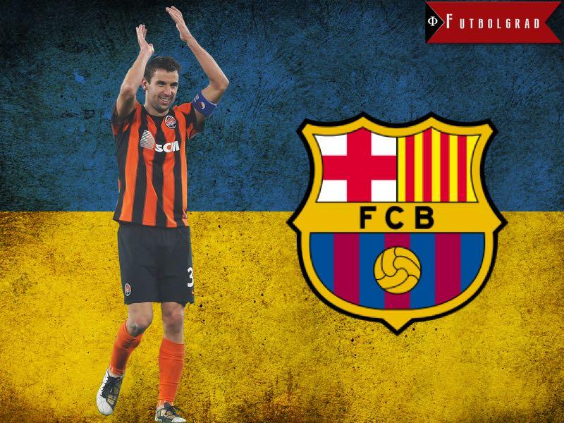 The End of an Era? FC Barcelona want Darijo Srna