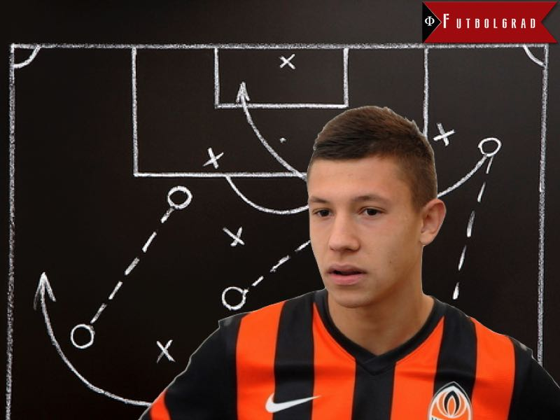Andriy Boryachuk – A key to Shakhtar's tactical evolution