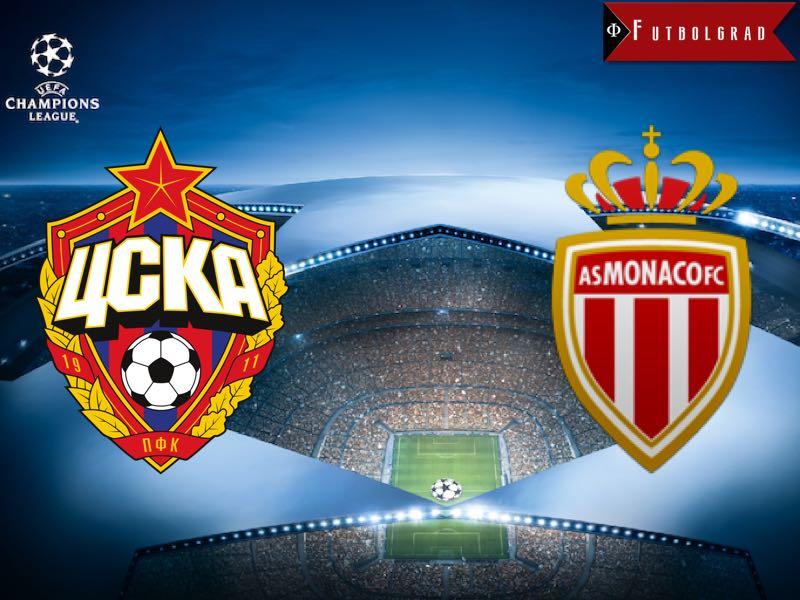 Cska Moscow Vs As Monaco Champions League Preview