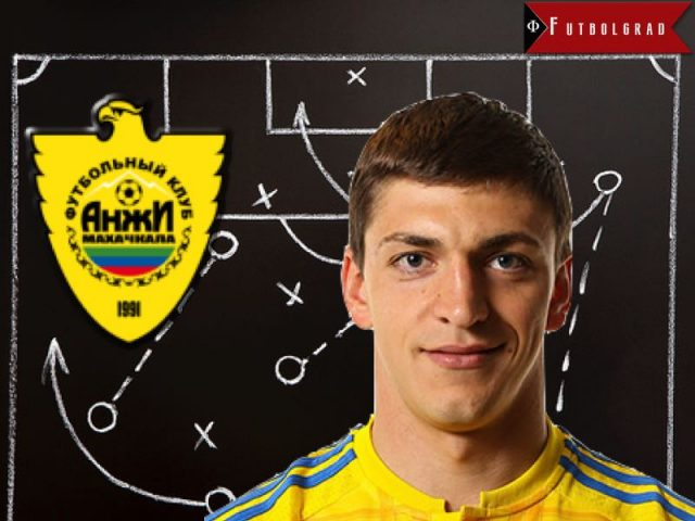 Pylyp Budkivskyi has been one of the major signings for Anzhi Makhachkala