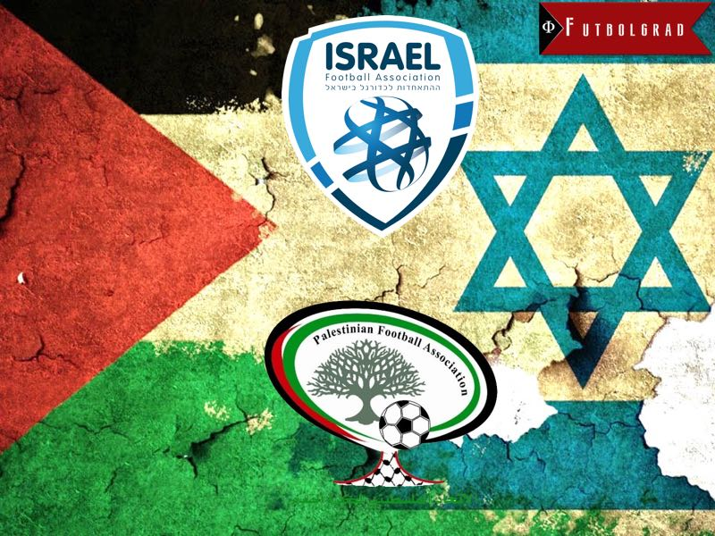 Football in the Settlements – Israel and the Crimean Precedent