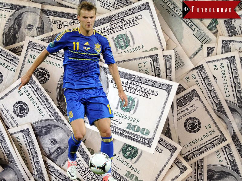 Yarmolenko contract