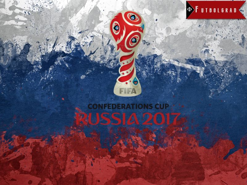 2017 FIFA Confederations Cup – Russia Passes Test For 2018 Off the Field