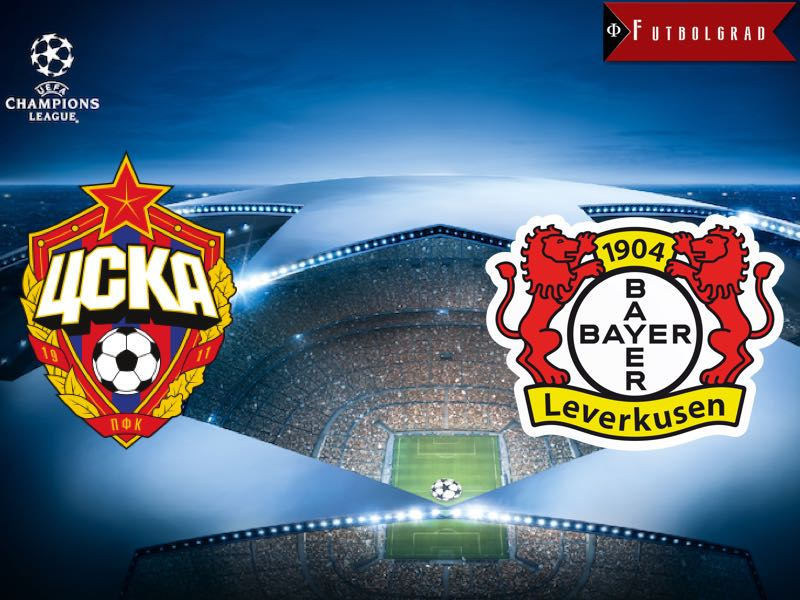 CSKA Moscow vs Bayer Leverkusen – Champions League Preview