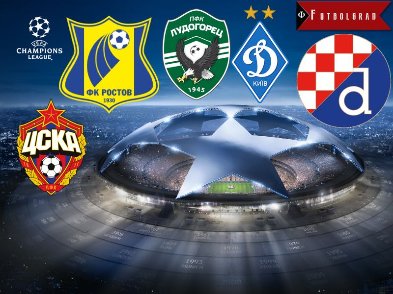 Champions League Roundup – Dynamo Kyiv disappoint on and off the pitch