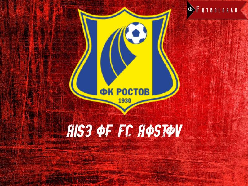 FC Rostov - Football Manager 2017