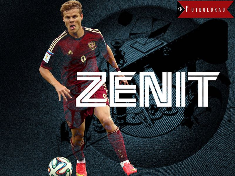 The resurrection of Aleksandr Kokorin