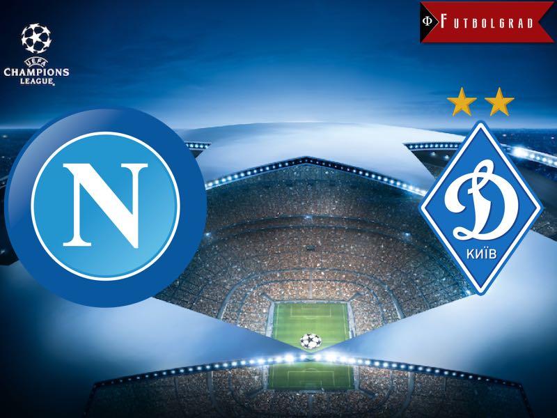 Napoli vs Dynamo Kyiv – Champions League Preview