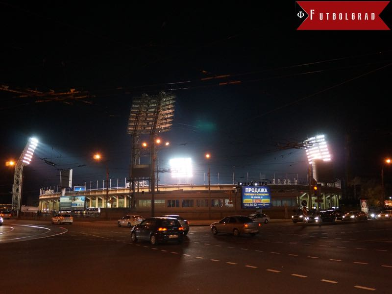 Petrovsky Stadium is one of the coldest stadiums in Europe with low minus temperatures from November to February, and a calendar switch would make it easier to play at the venue