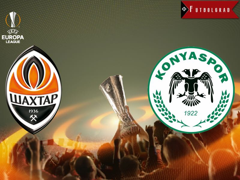 Shakhtar vs Konyaspor – The Miners continue to dominate in Europe