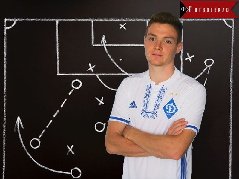 Viktor Tsygankov – Dynamo Kyiv's Future