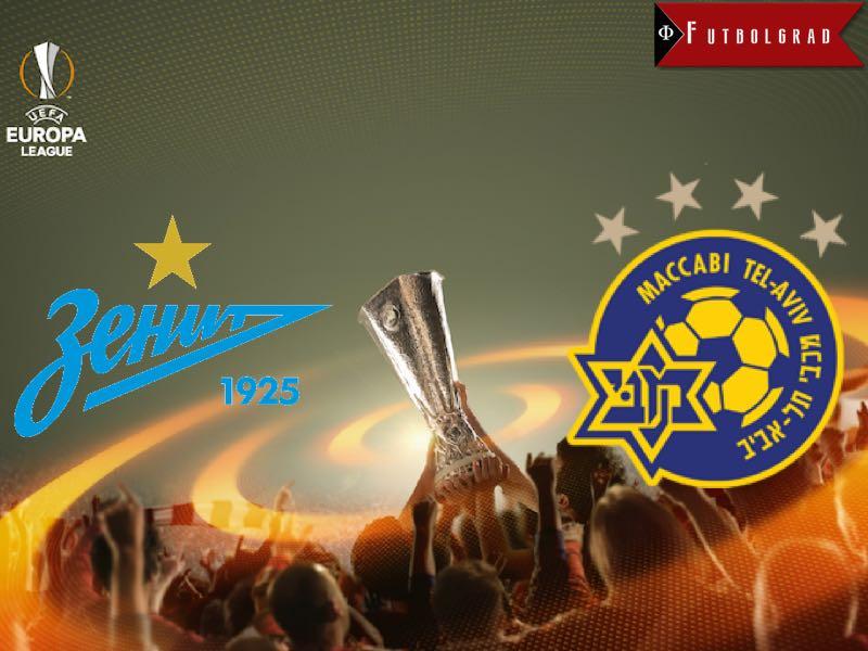 Zenit vs Maccabi Tel-Aviv – Zenit remain perfect in Europe