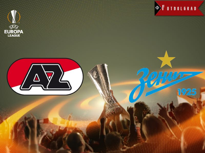 AZ Alkmaar vs Zenit Saint Petersburg – Match Report