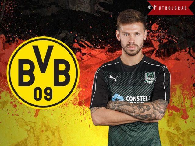 Fedor Smolov Borussia Dortmund