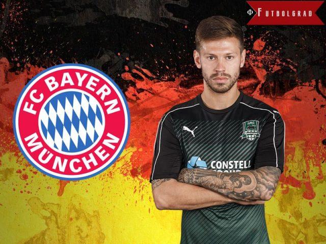 Fedor Smolov - FC Bayern München