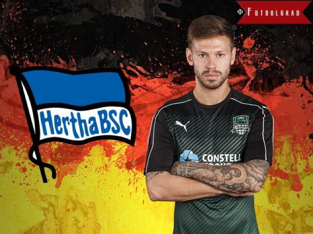 Fedor Smolov Hertha Berlin
