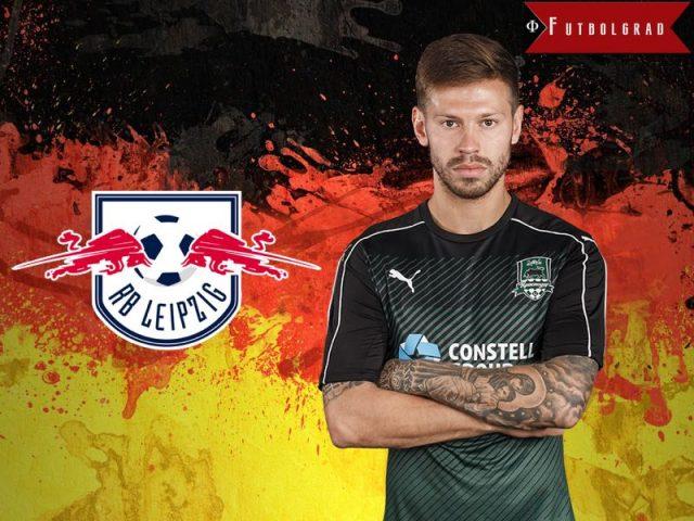 Fedor Smolov RB Leipzig