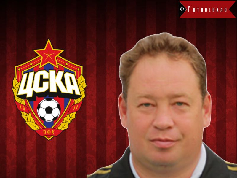 Leonid Slutsky leaves CSKA Moscow