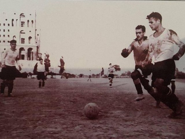 Neftchi Baku was founded in 1937 to represent the oil workers of Azerbaijan in the Soviet Vysshaya Liga