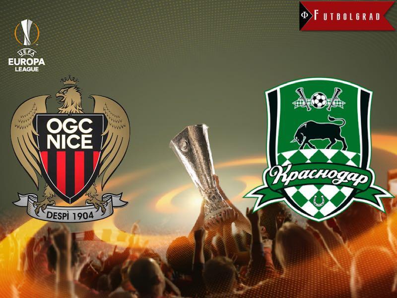 Nice vs Krasnodar – Europa League Preview