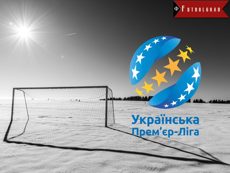 The challenges of winter football in Ukraine