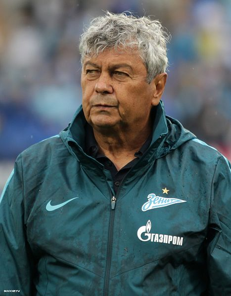 Russian Football Premier League Roundup Mircea Lucescu