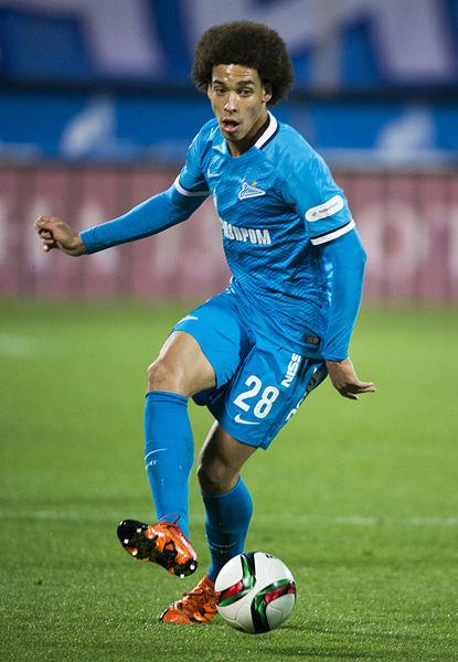 Can Hernani replace Axel Witsel - Vyacheslav Evdokimov CC-BY-SA-3.0
